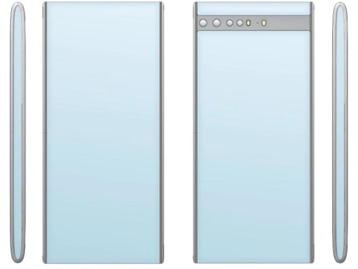 écran surround breveté xiaomi via letsgodigital