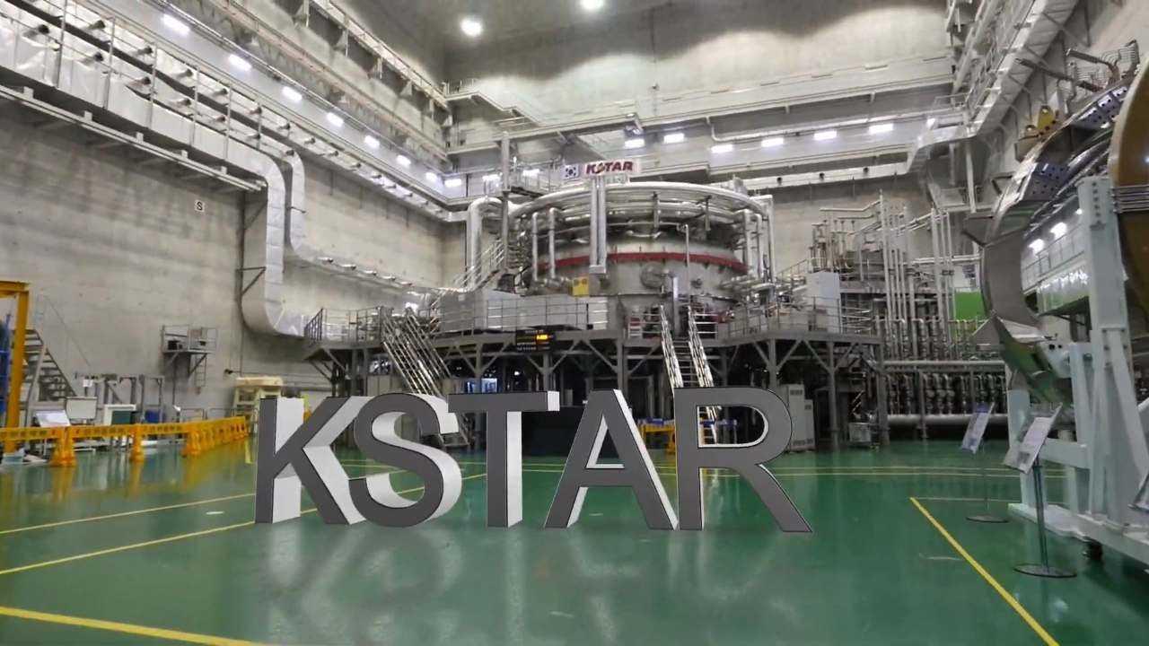 Réacteur à Fusion Kstar établit Un Nouveau Record Du