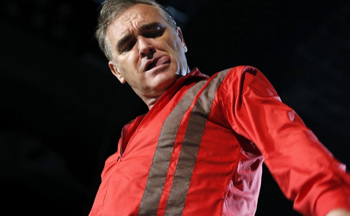 Regardez le message du Nouvel An de Morrissey