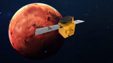 Exploration Spatiale En 2021 Pour Voir Des Missions Sur Mars,