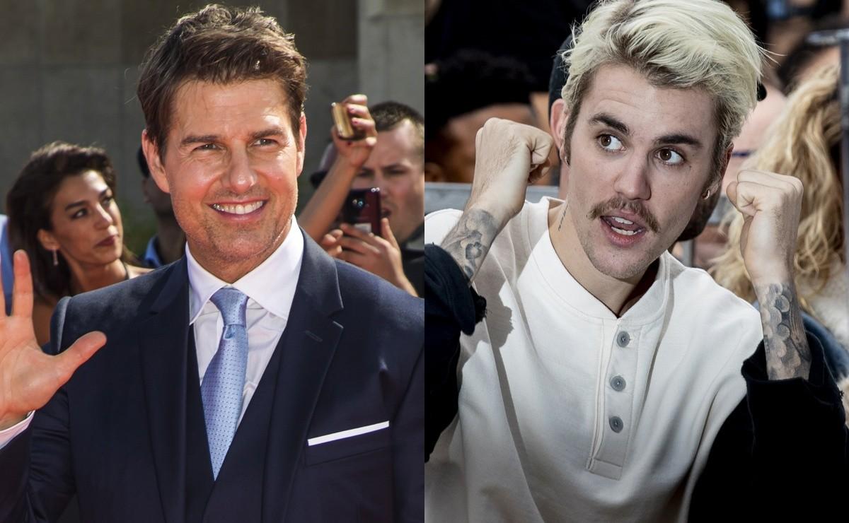 Justin Bieber relance le défi de combattre Tom Cruise