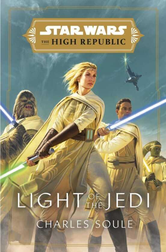 Star Wars: The High Republic: Light Of The Jedi