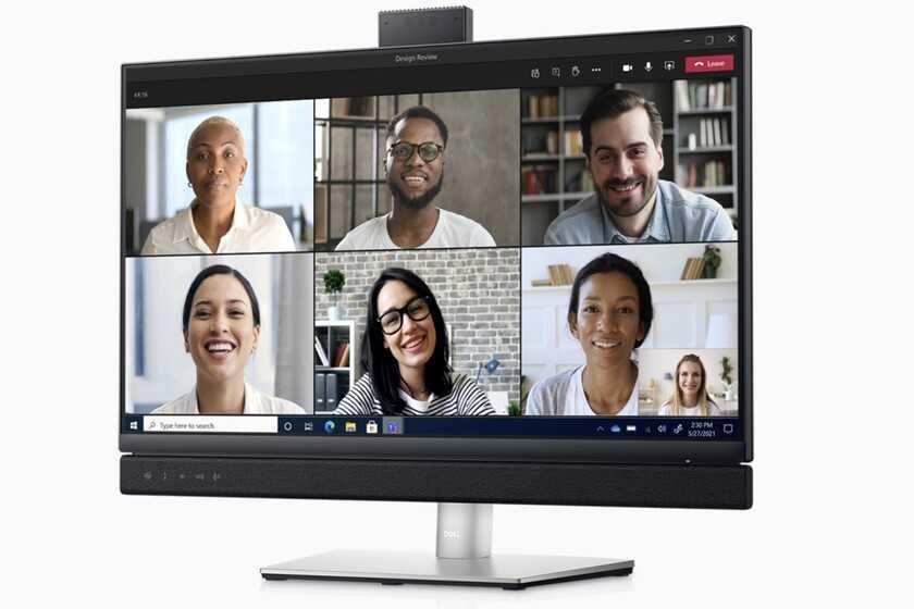 Dell Monitor Avalanche - D'un modèle 5K incurvé de 40 pouces à une nouvelle famille de moniteurs de webcam