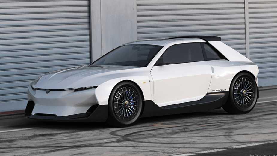 Une Lancia Delta Des Temps Modernes? Pourrait être Comme ça