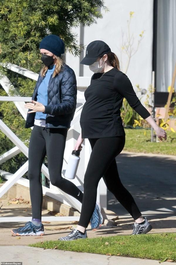 Emma Stone enceinte