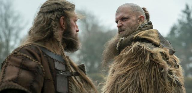 """Kjetill Flatnose peut ne pas apparaître dans """"Vikings: Valhalla"""" si toute sa famille est morte de sa folie (Photo: Histoire)"""