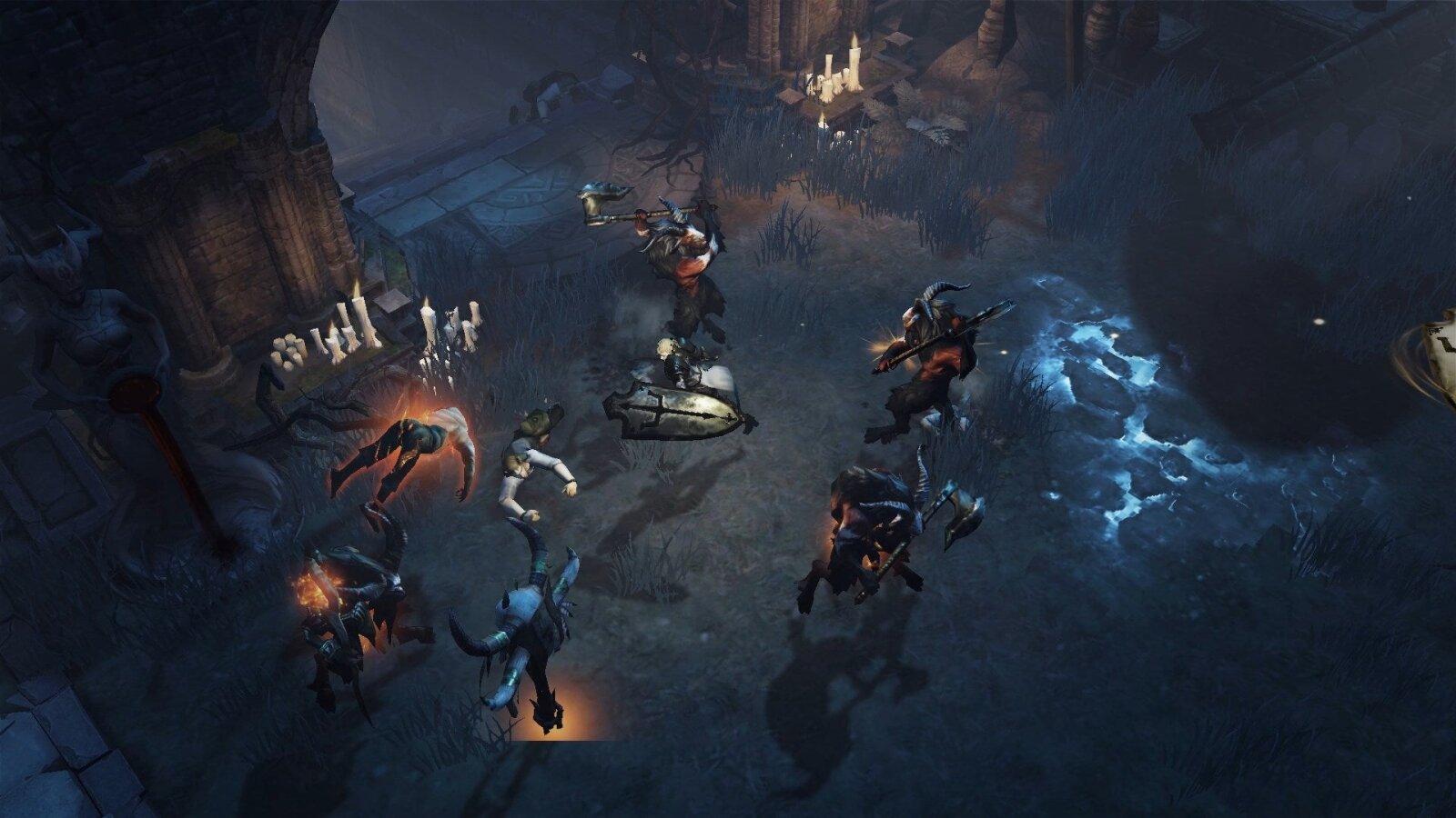 Crusader Combat Diablo Immortal