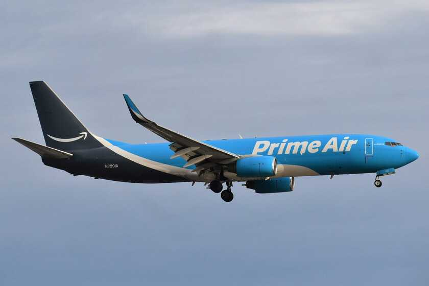 Amazon vient d'acheter, pour la première fois, 11 avions: ils sont pour son ambitieux plan de distribution des colis avec sa propre flotte