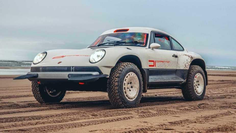 Vous Manquez La Porsche 911 Safari? Regardez Ce Que Singer