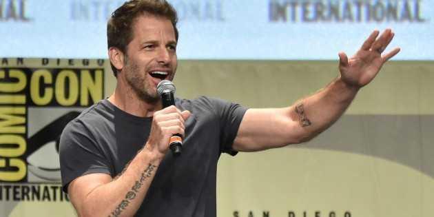 Zack Snyder a partagé sa version de Wonder Woman et a généré une controverse
