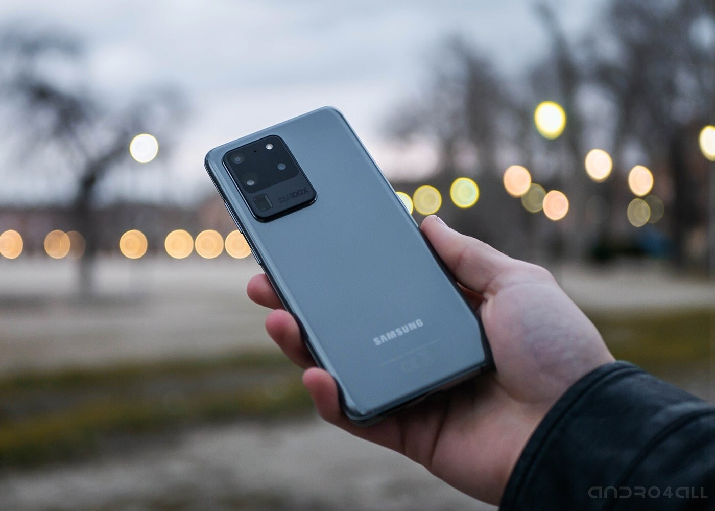 Le Samsung Galaxy S20 Ultra, le terminal star de Samsung en 2020