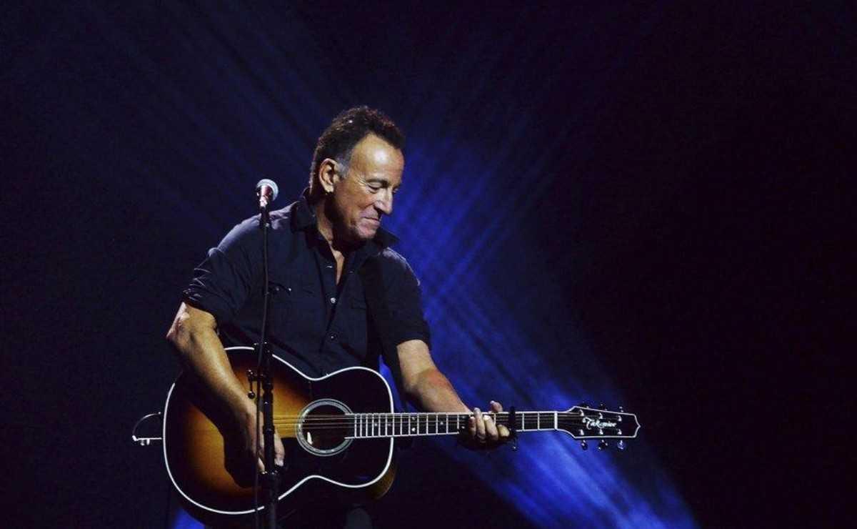 Bruce Springsteen promet une grosse surprise pour 2021
