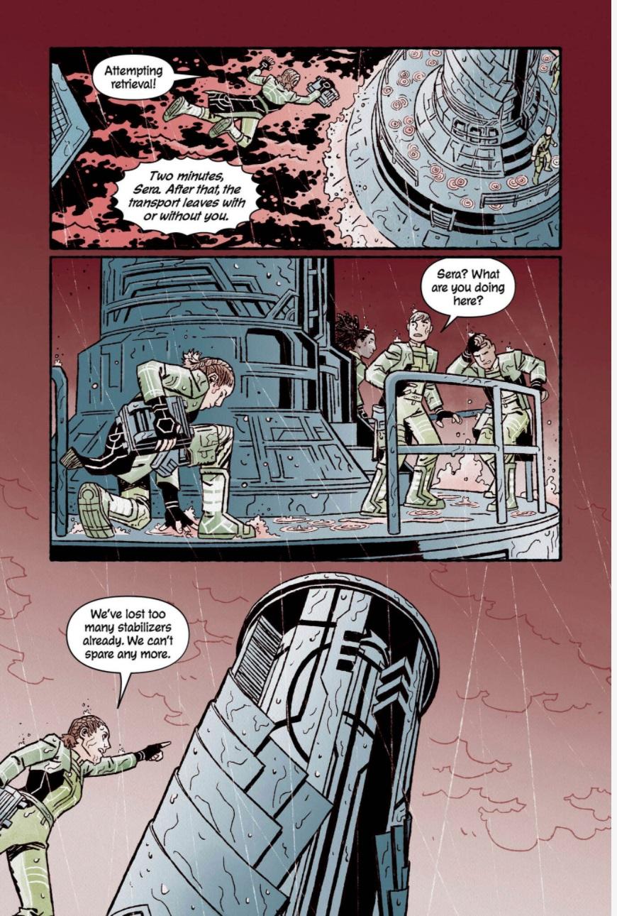 Un aperçu de House of El: The Shadow Threat de DC Comics.