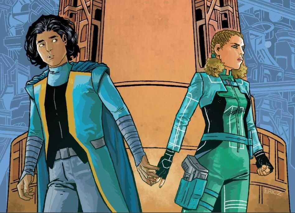 Des Adolescents Croisés Sont Témoins De La Mort De Krypton