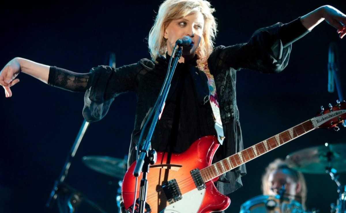 Courtney Love regrette son album solo