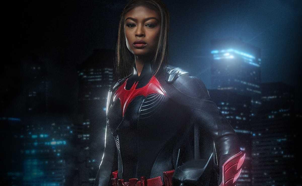 La nouvelle affiche `` Batwoman '' partage le nouveau look de Javicia Leslie