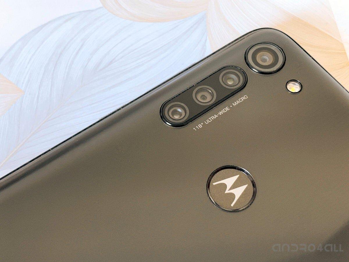 Appareil photo Motorola Moto G8 Power