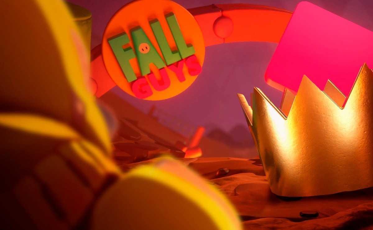 """""""Fall Guys"""" taquine un crossover avec """"DOOM"""" de Bethesda"""