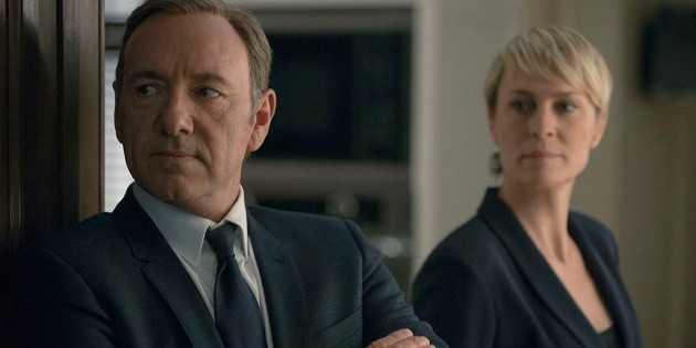 House of Cards: ils comparent la série aux incidents de Washington
