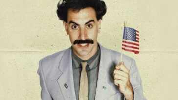 Sacha Baron Cohen dit que Borat ne reviendra plus