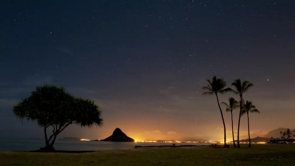 Parc régional de Kualoa, Oahu, Hawaii