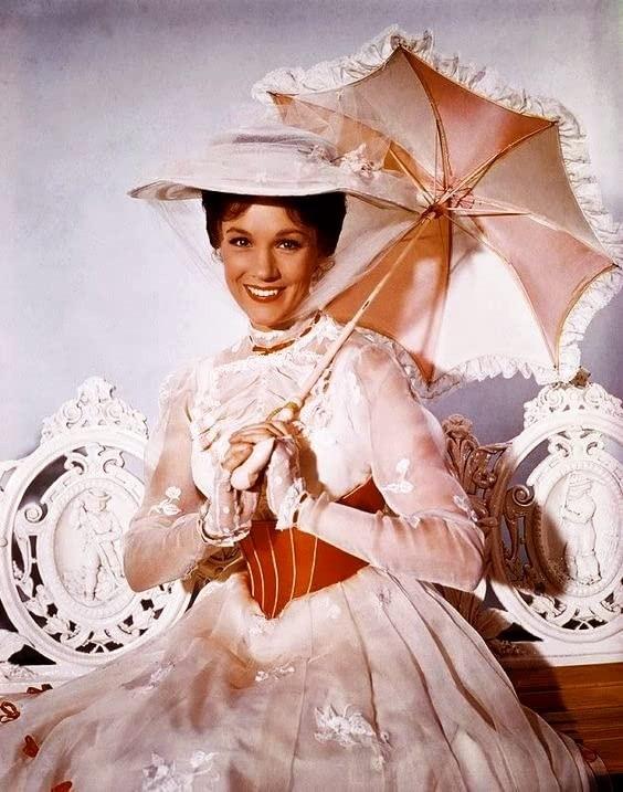 mary poppins julie andrews bridgerton