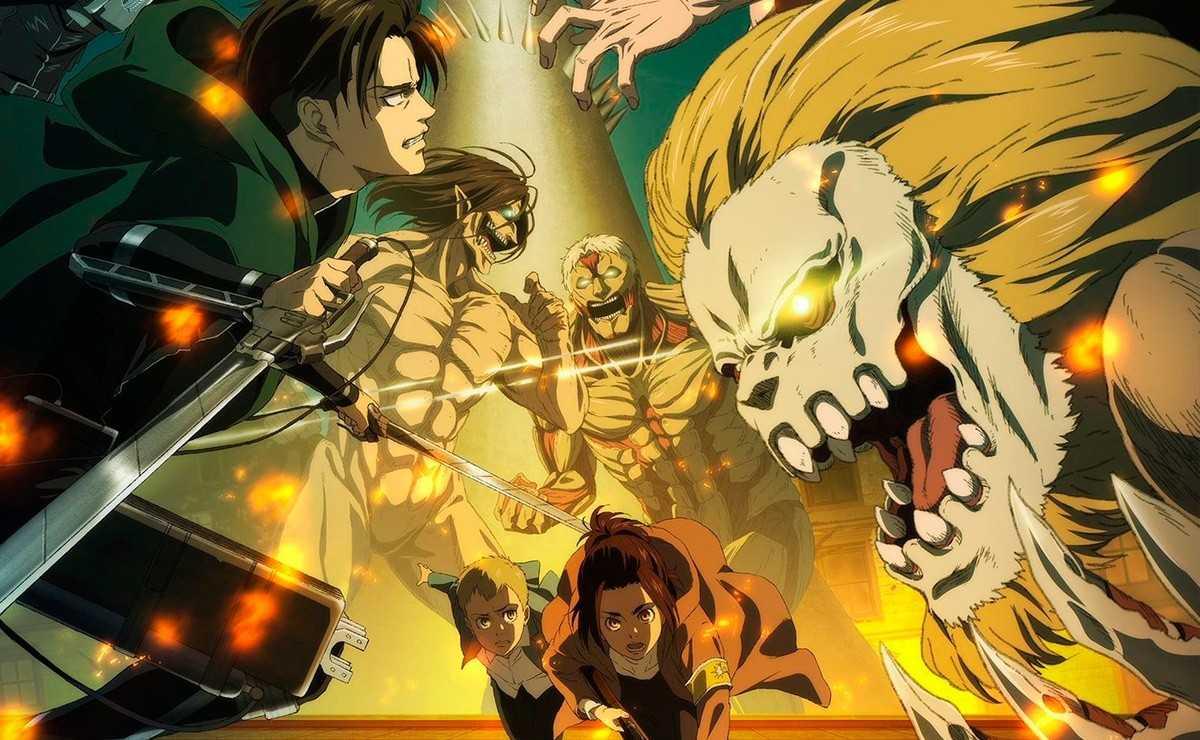 """""""Attack On Titan"""": les fans inquiets du chapitre 196 du manga"""
