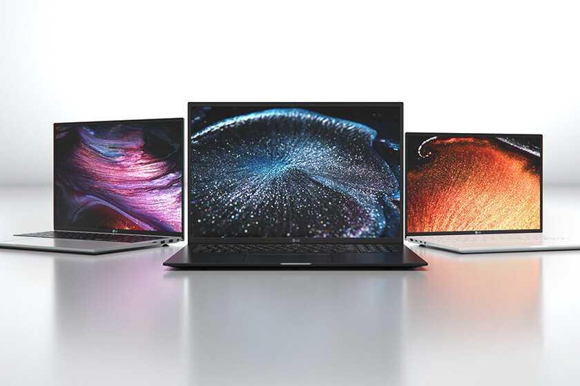 LG Gram 2021: les nouveaux ordinateurs portables légers de LG montent des écrans 16:10 et des processeurs Intel de 11e génération