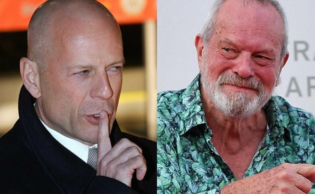 Terry Gilliam parle de la forme particulière de la bouche de Bruce Willis