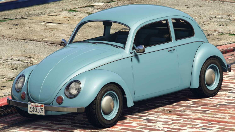 Gta Online: Nouveau Véhicule Beetle / Beetle Bf Weevil Maintenant