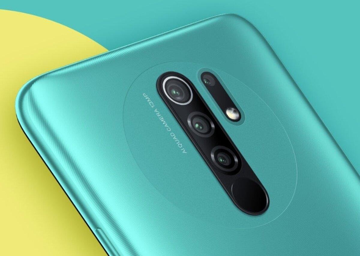 Caméras Redmi 9
