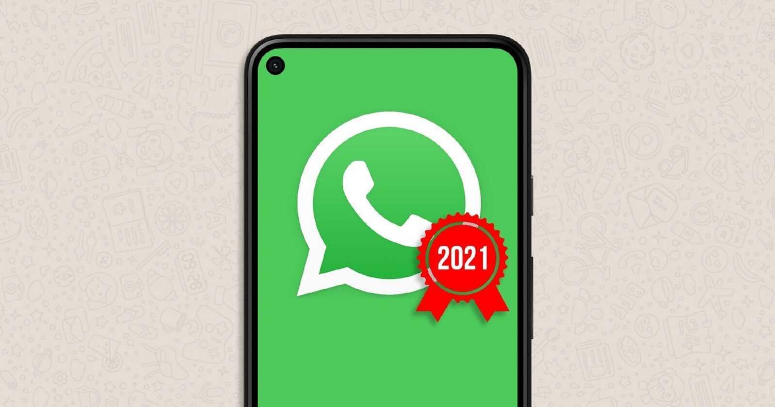 WhatsApp en 2021