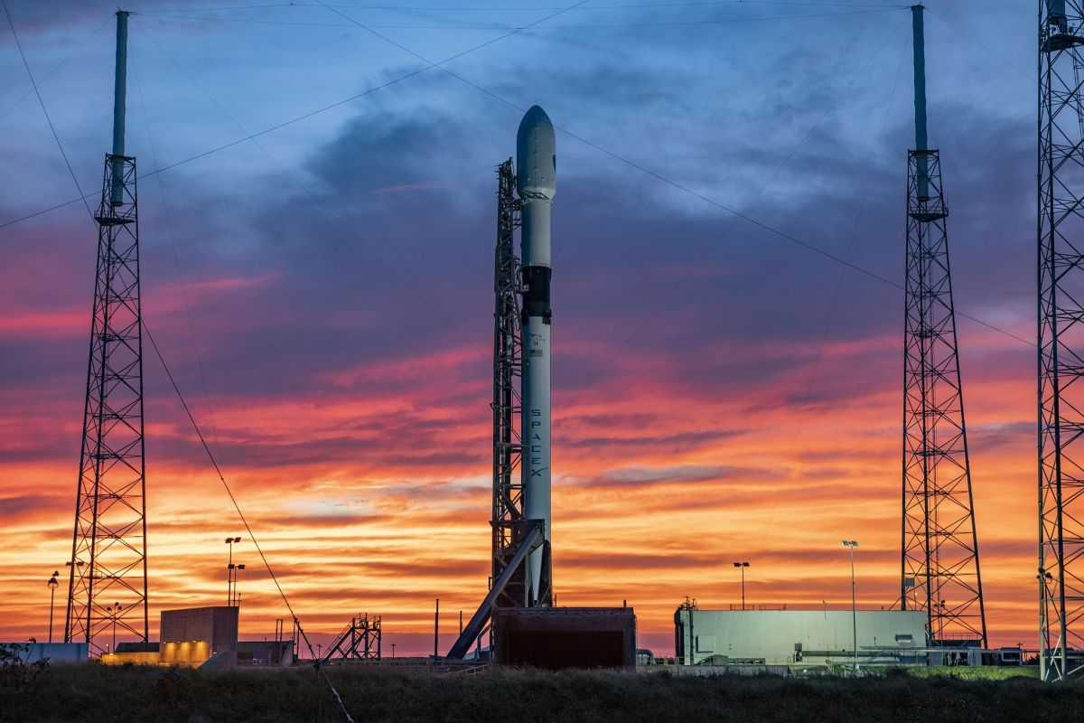 Spacex Lancera Ce Soir Le Satellite Turksat 5a Pour La
