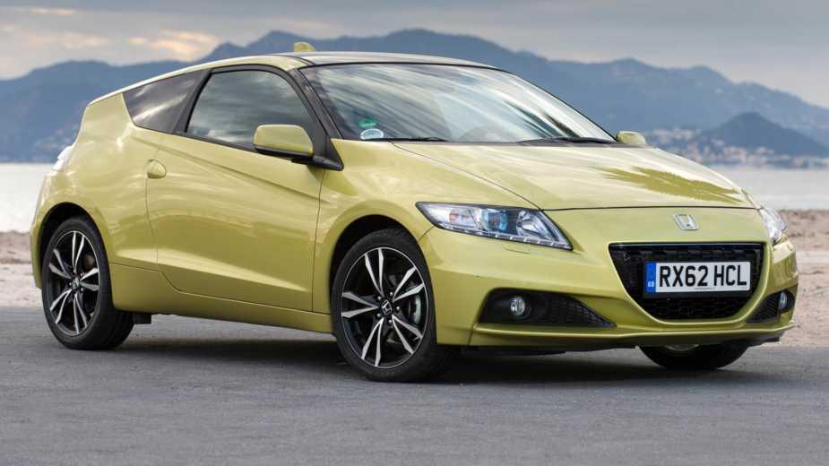 En 2020, Une Nouvelle Honda Cr Z Et Quatre Nouvelles Dodge