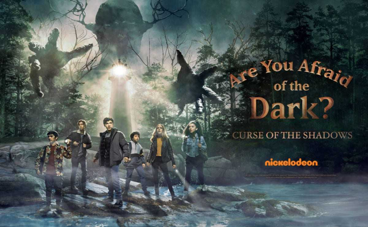 Nickelodeon Lance La Première Bande Annonce De 'are You Afraid Of