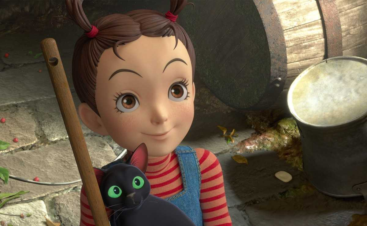 'Earwig and the Witch' arrive sur HBO Max