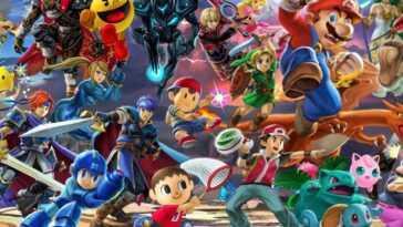 «Smash Bros.Ultimate»: le DLC retiré du jeu divulgué