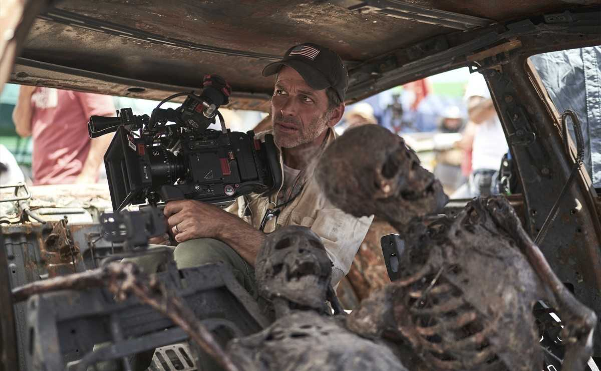 Zack Snyder explique son expérience de travail avec Netflix