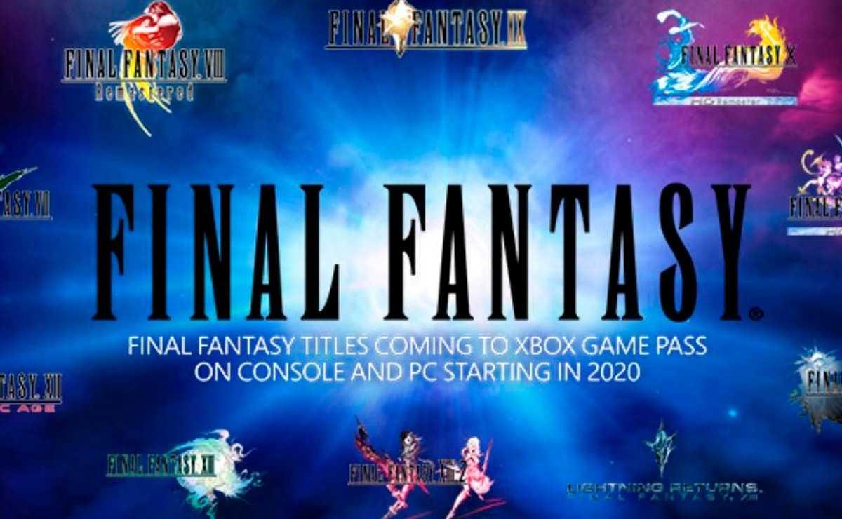 D'autres jeux «Final Fantasy» se dirigent vers Xbox Game Pass