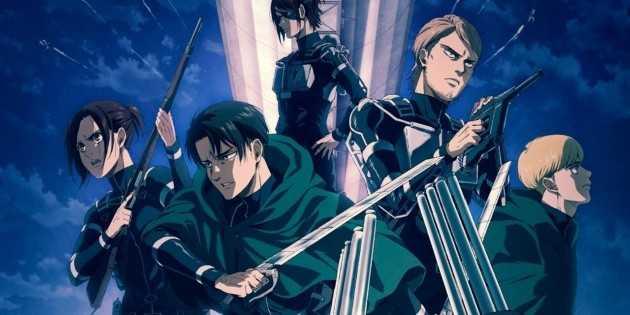 Quand et comment regarder Shingeki No Kyojin saison 4 épisode 5?