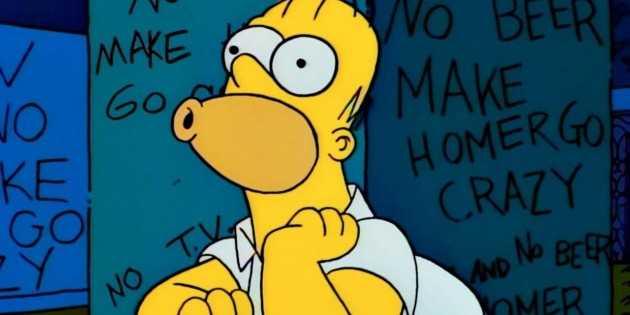 L'ancien archer de l'équipe nationale argentine a deviné des scènes des Simpsons