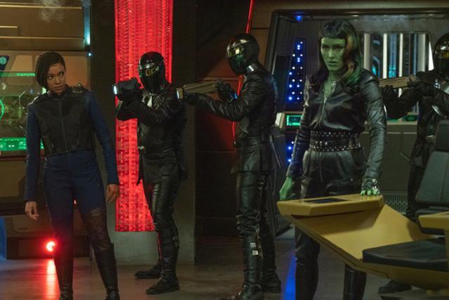 """Osyraa est-il vraiment mort à la fin de la troisième saison de """"Star Trek: Discovery""""?  (Photo: CBS All Access)"""