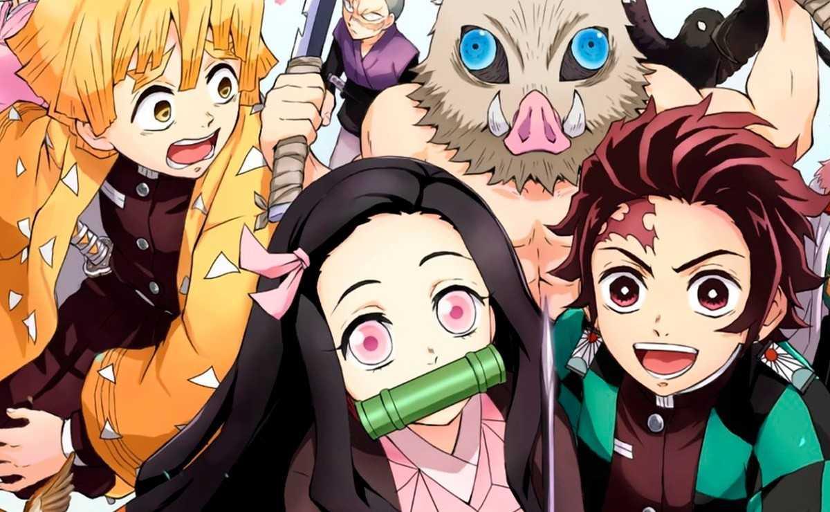 """Demon Slayer: Kimetsu no Yaiba"" arrive sur Netflix"