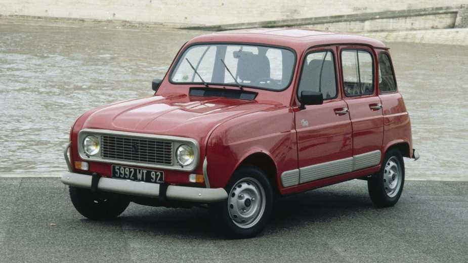 Renault 4l Et Renault 5 Pourraient Revenir En électrique