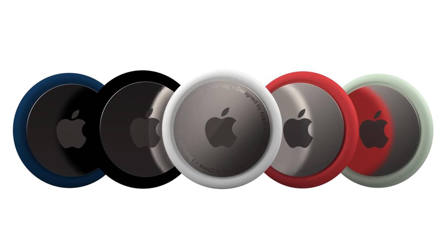 créateur de concept airtags apple