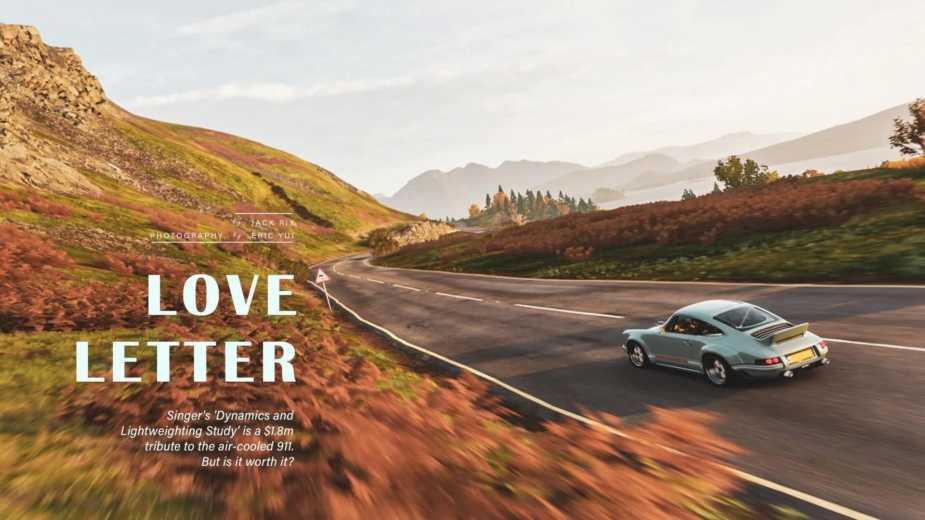 Ils Ont Fait Un Magazine Automobile Avec Des Images Du
