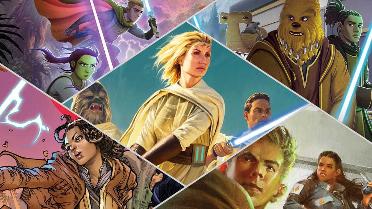 Star Wars: The High Republic Ajoute Une Nouvelle ère à