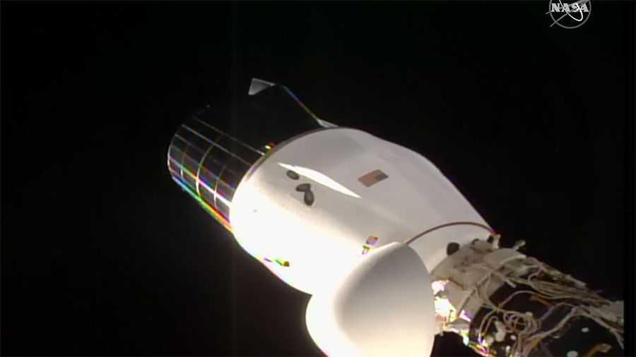 Le Mauvais Temps Sur Terre Retarde Le Retour De Spacex