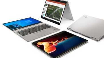 Lenovo ThinkPad X1 Titanium Yoga: le ThinkPad le plus fin jamais conçu avec une épaisseur de 11 mm et un revêtement en titane