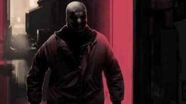 Découvrez le design Rorschach sur la version de Paul Greengrass de 'Watchmen'